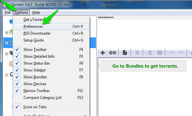 Block utorrent ads hosts file | How to disable ads in