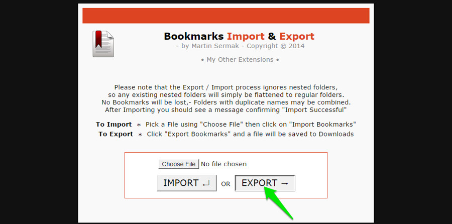 How To Import Bookmarks To Edge | Ubergizmo