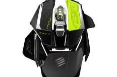Mad Catz Starts Taking Pre-Orders For R.A.T. Pro X Gaming Mouse