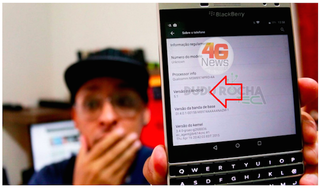 BlackBerry Passport With Android Rumored For 2016 | Ubergizmo