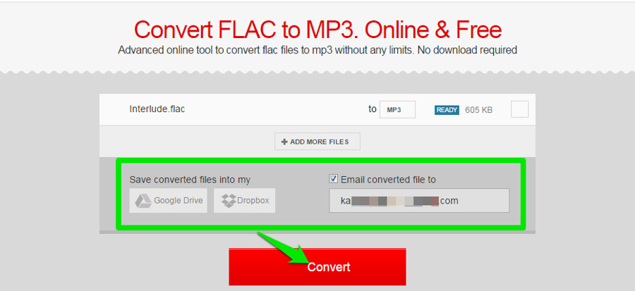 How To Convert FLAC to MP3 | Ubergizmo