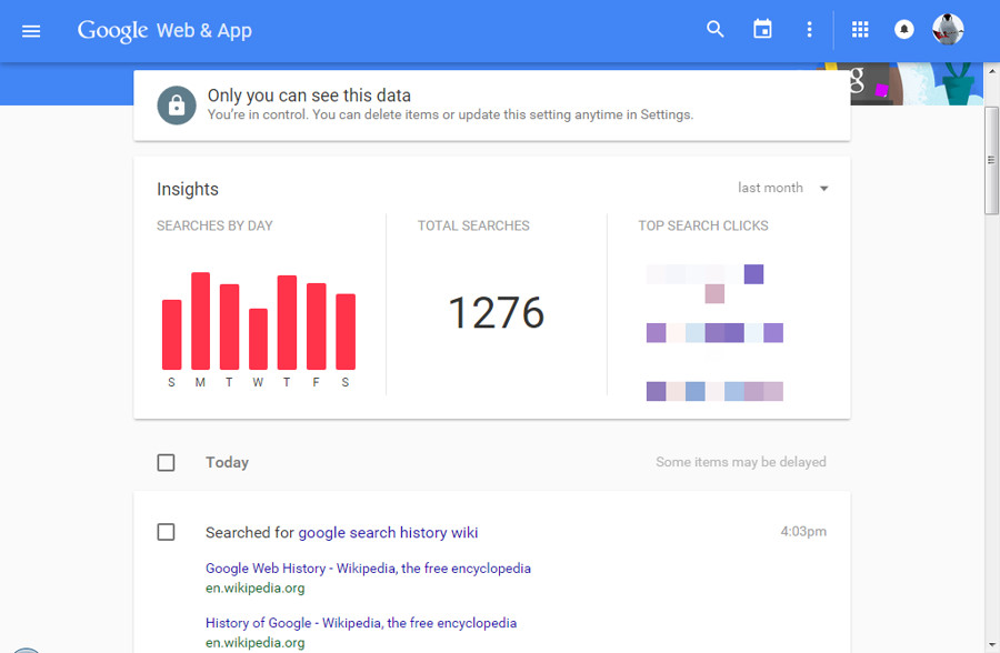 How To Delete Your Google History Permanently | Ubergizmo
