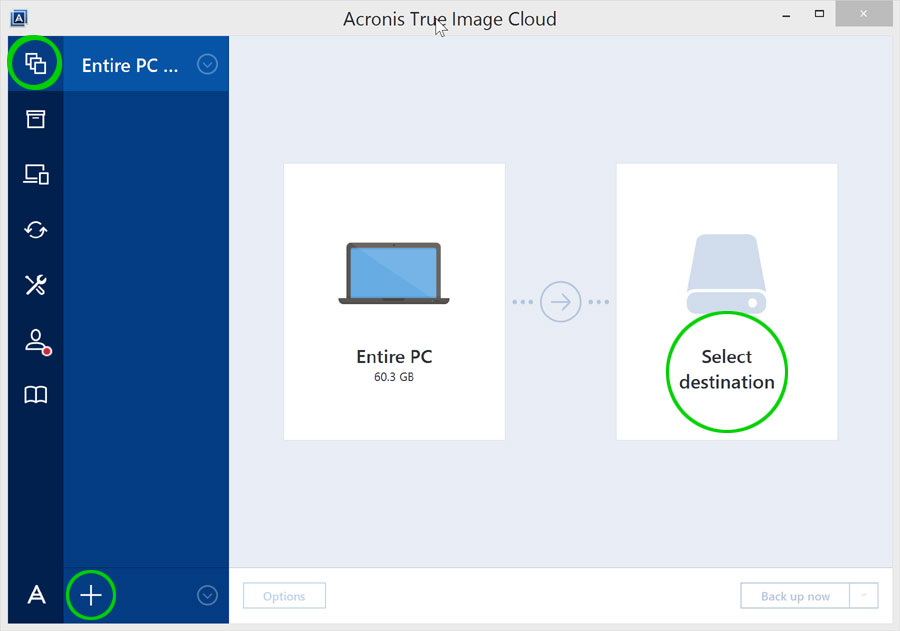 How To Upgrade to Windows 10 Safely With Acronis True Image
