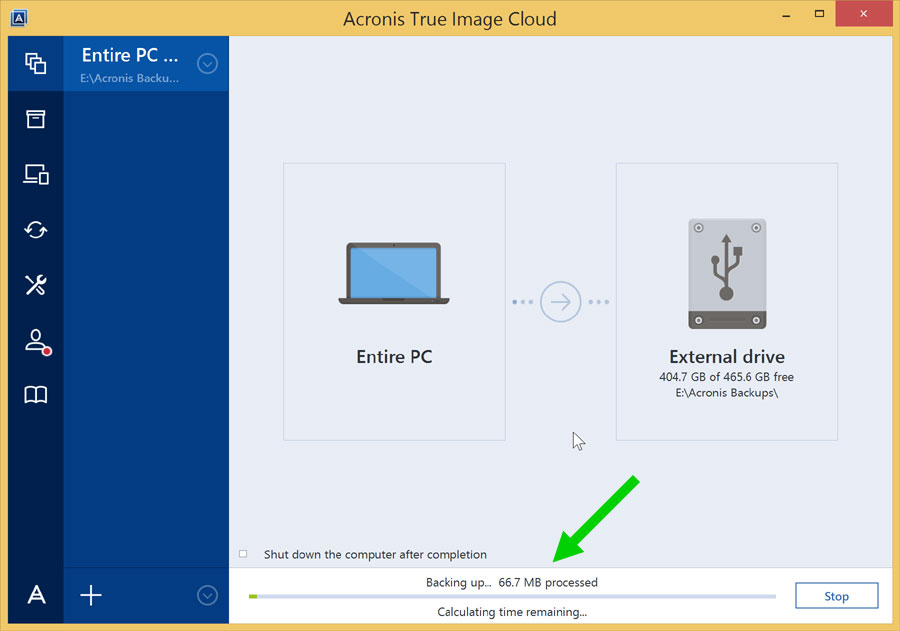 download file iso acronis true image home 2011
