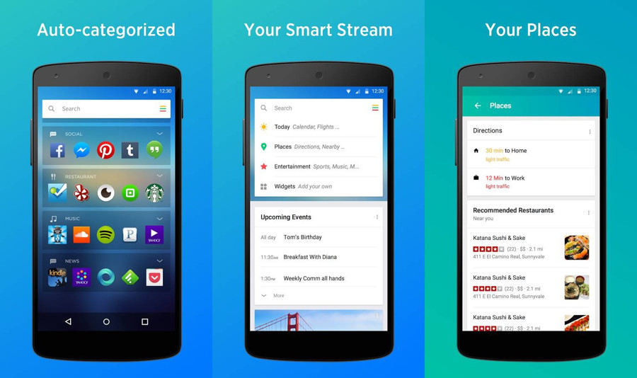 Best Android Launchers | Ubergizmo