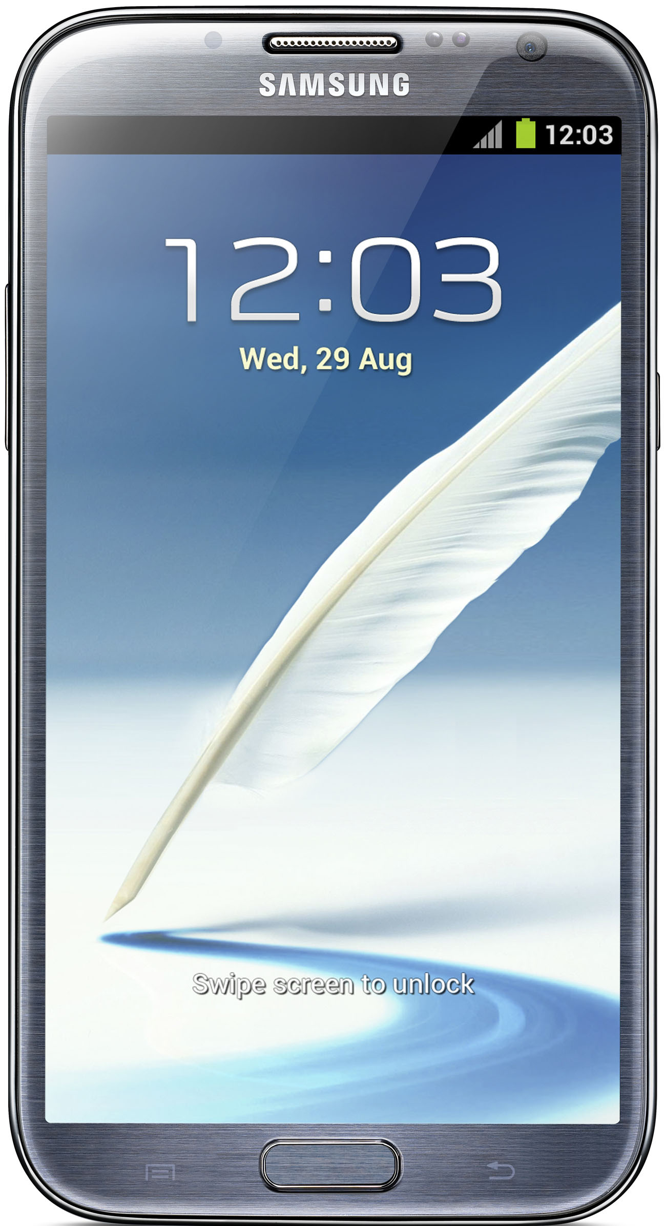 Samsung Galaxy Note 2 Specifications