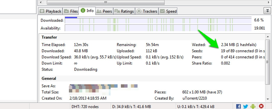 make utorrent download faster