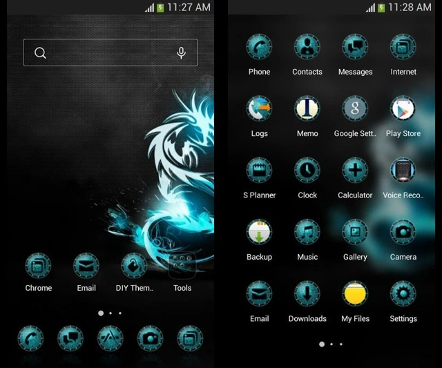 love themes for android phones free download
