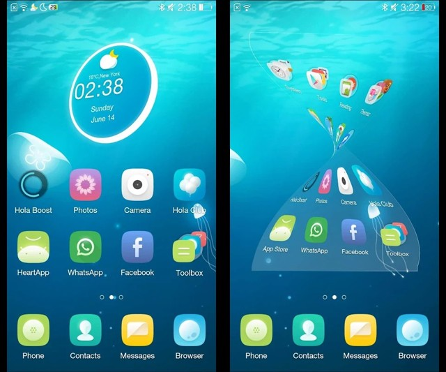 8 Best Android Themes | Ubergizmo