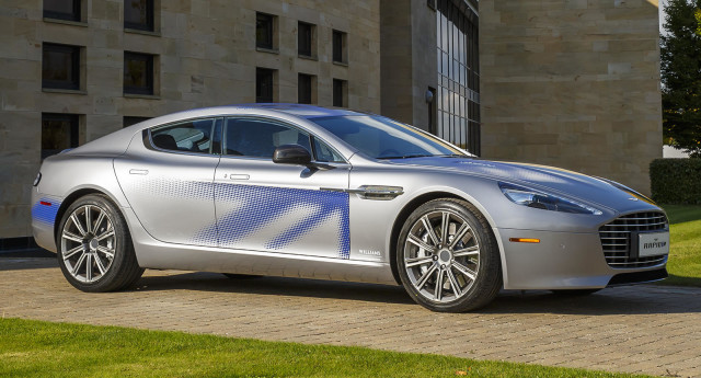 Aston Martin Is Best Known For Its Luxury Sports Cars But The Company Has Been Working On A Fully Electric Sedan Which It Says Engineered To