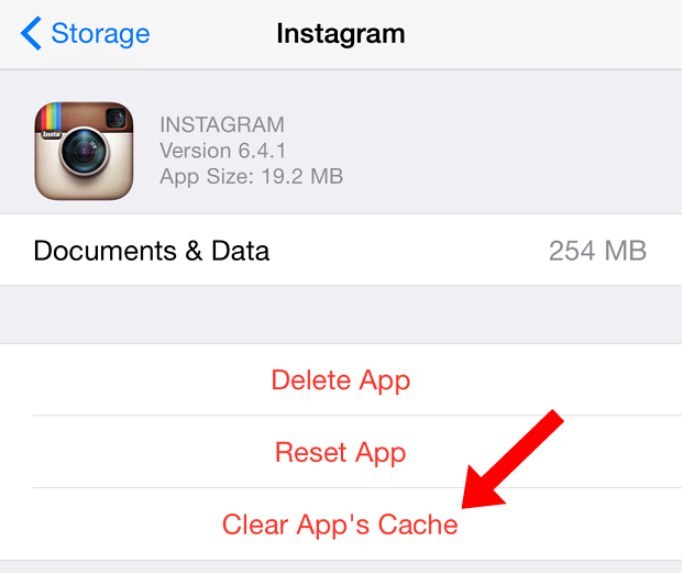 How To Clear The iPhone/iPad Cache | Ubergizmo