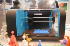 Robox Desktop 3D Printer Works Well At Home Or At The Office