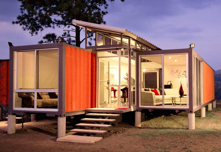 Containers of Hope Shipping Container Homes 10