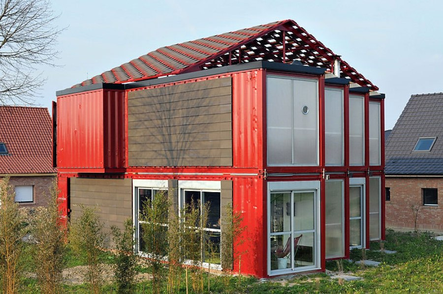 Maison Container maison container house Shipping Container Homes