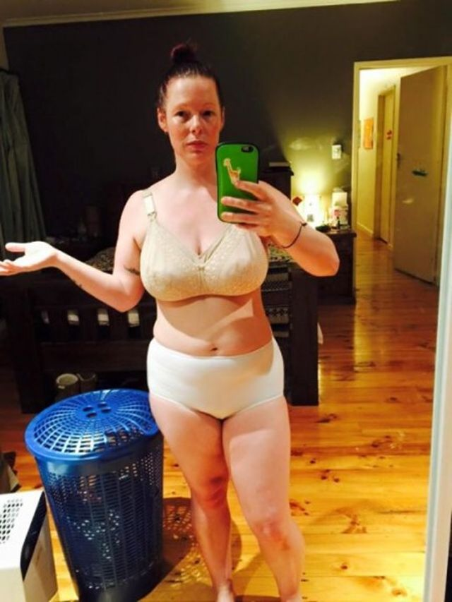 New Mom Photo On Facebook Goes Viral