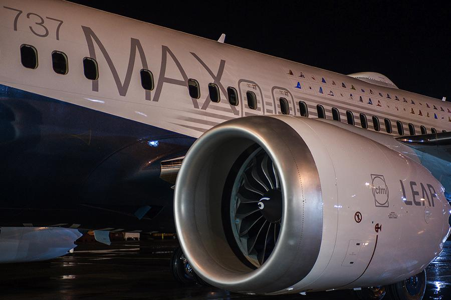Boeing 737 MAX Plane Has Been Officially Unveiled