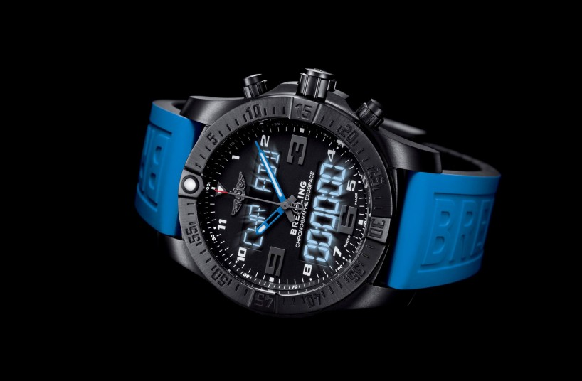 Breitling Exospace B55 Joins The List Of Expensive Smartwatches