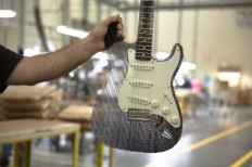 Fender Stratocaster Made From Cardboard Sounds Like The Real Thing