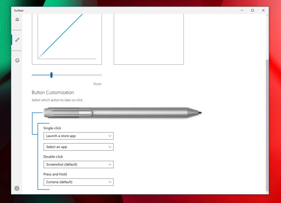 Surface Pen Button Can Now Be Customized For Any App