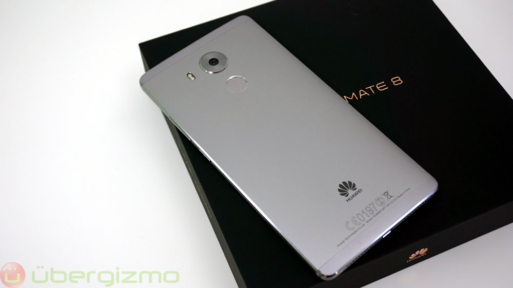 Huawei Mate 8 Specs & Speed