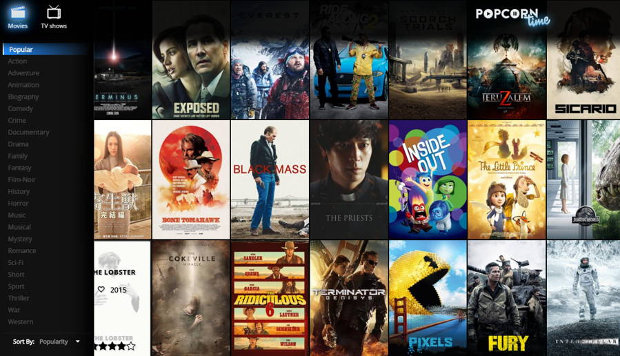 Popcorn Time Is Back With A Vengeance With 'Popcorn Time ...
