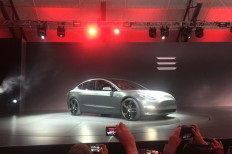 Tesla To Unveil The Finished Model 3 In July