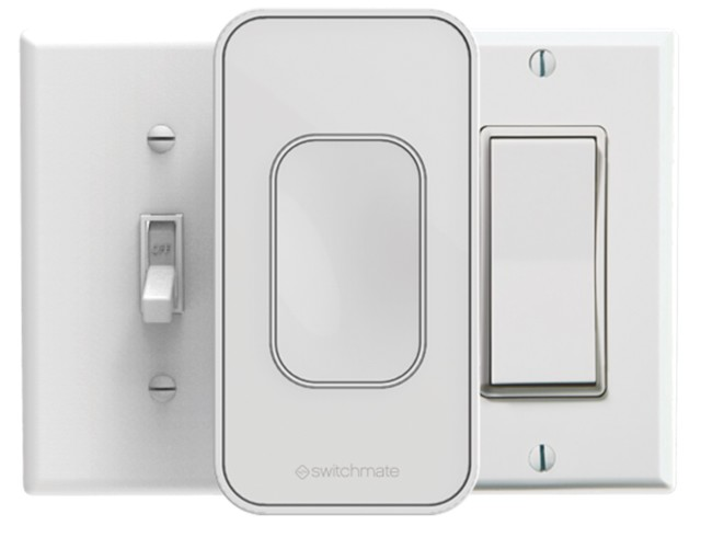 Switchmate White Rocker.Switch