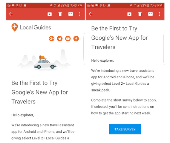 Google May Launch A New Travel App Soon
