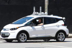 GM Hit With Lawsuit After Self-Driving Car Accident