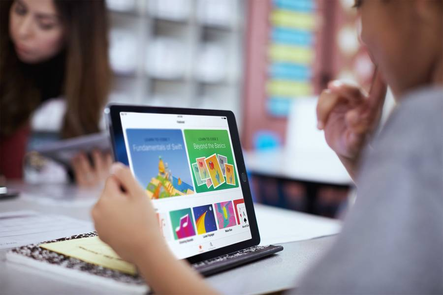 Apple Launches Swift Playgrounds To Teach Kids How To Code