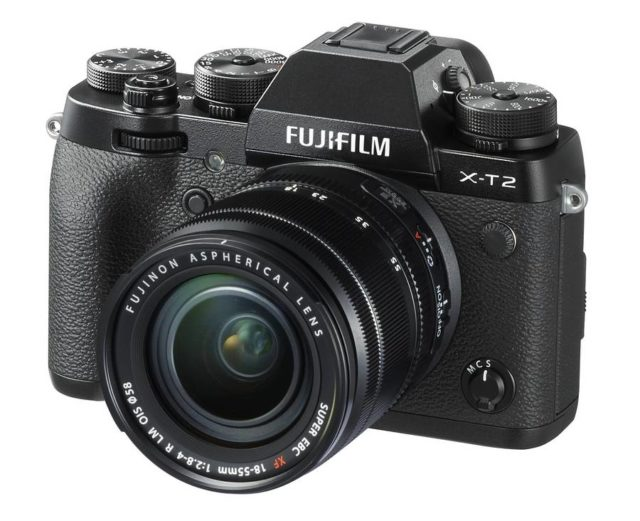- fujifilm x t2 640x521 - Fujifilm X-T3 Rumored To Be Capable Of 20fps Continuous Shooting