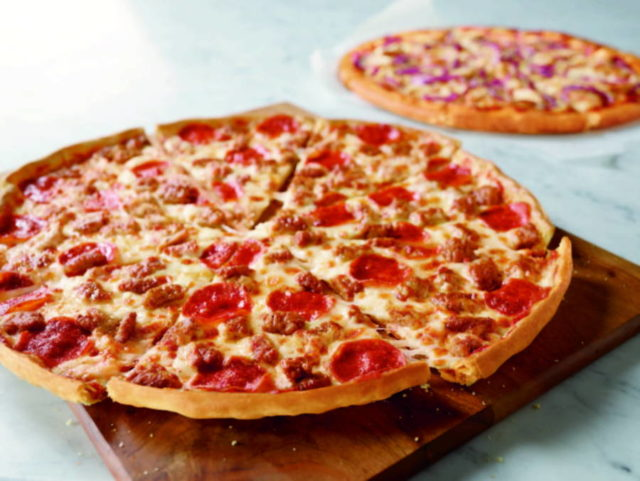 how to order pizza online from pizza hut