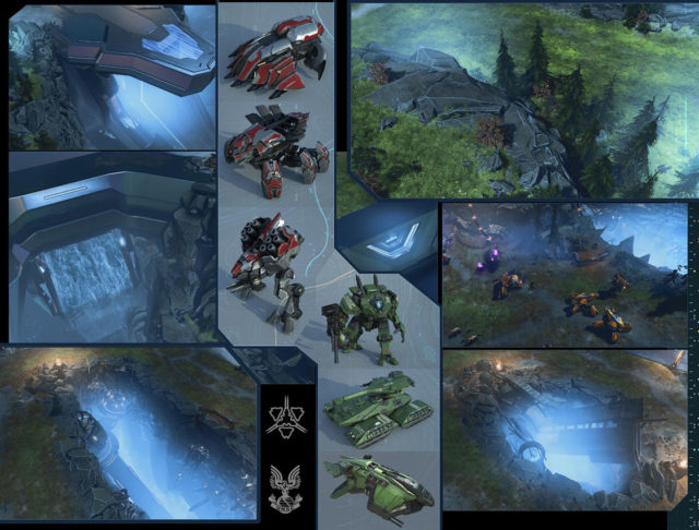 New Halo 5 DLC Brings A 'Variety Of Goodness' | Ubergizmo