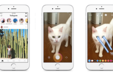 Instagram Testing A Fixed Stories Bar