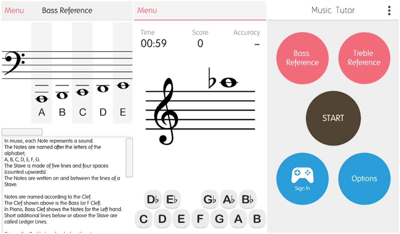 Learn How to Read Sheet Music with this Windows 10 Sheet ...