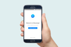 how to hit active statis facebook messenger
