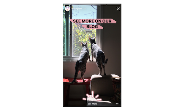 Instagram Stories Get Mentions, Links, And Boomerang | Ubergizmo