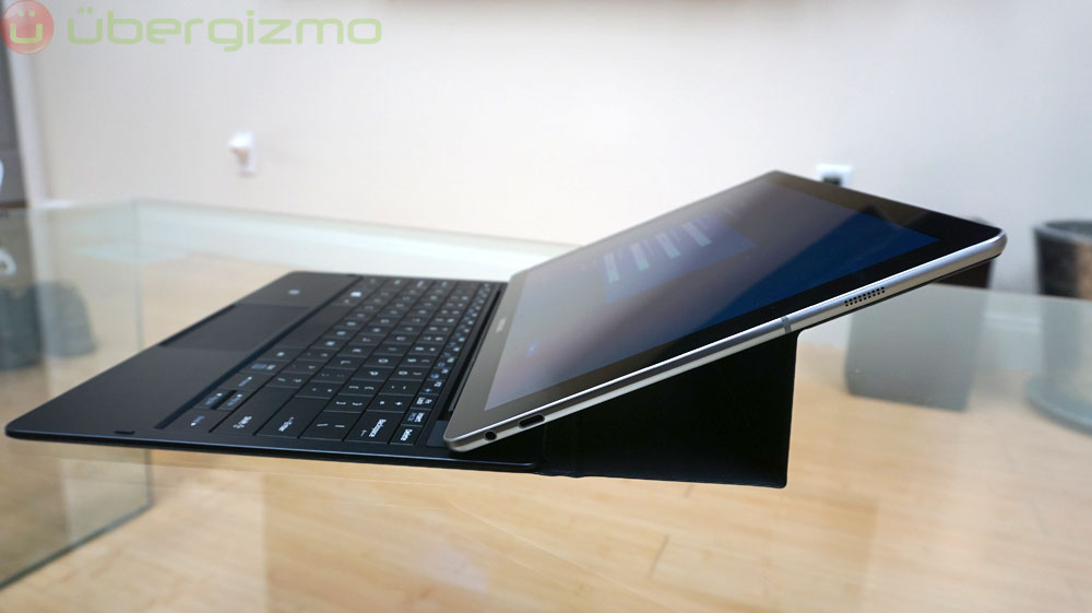 Samsung Galaxy TabPro S Review | Ubergizmo