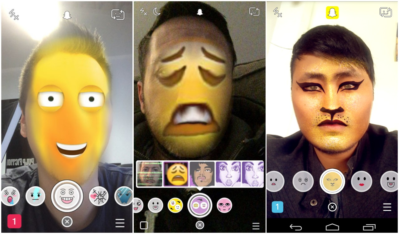 Image result for snapchat Face Swap