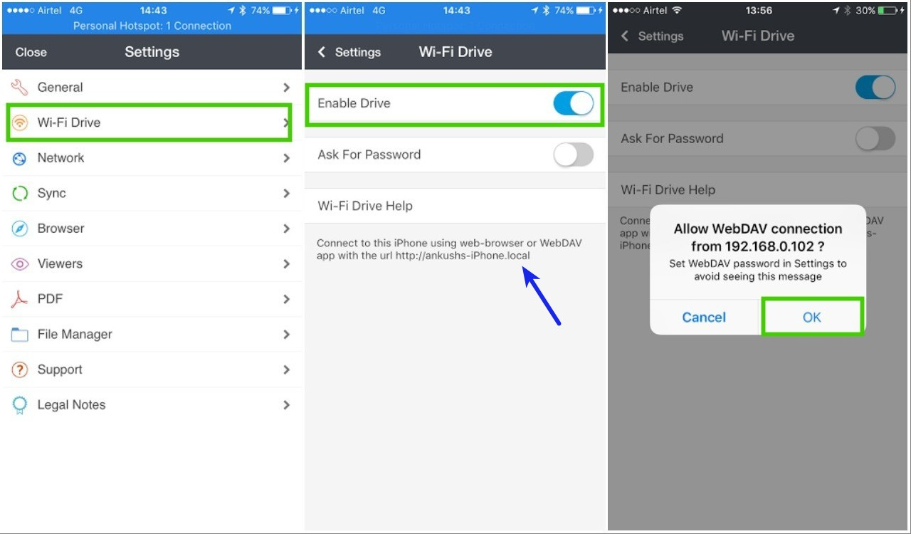 How to Add Music On iPhone Without iTunes | Ubergizmo