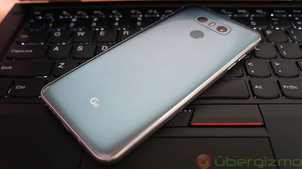 LG G6 Review | Ubergizmo