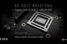 Microsoft's Project Scorpio Will Be Unveiled June 11, 2017