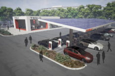 Tesla Aims To Double Their Charging Network By End Of 2017