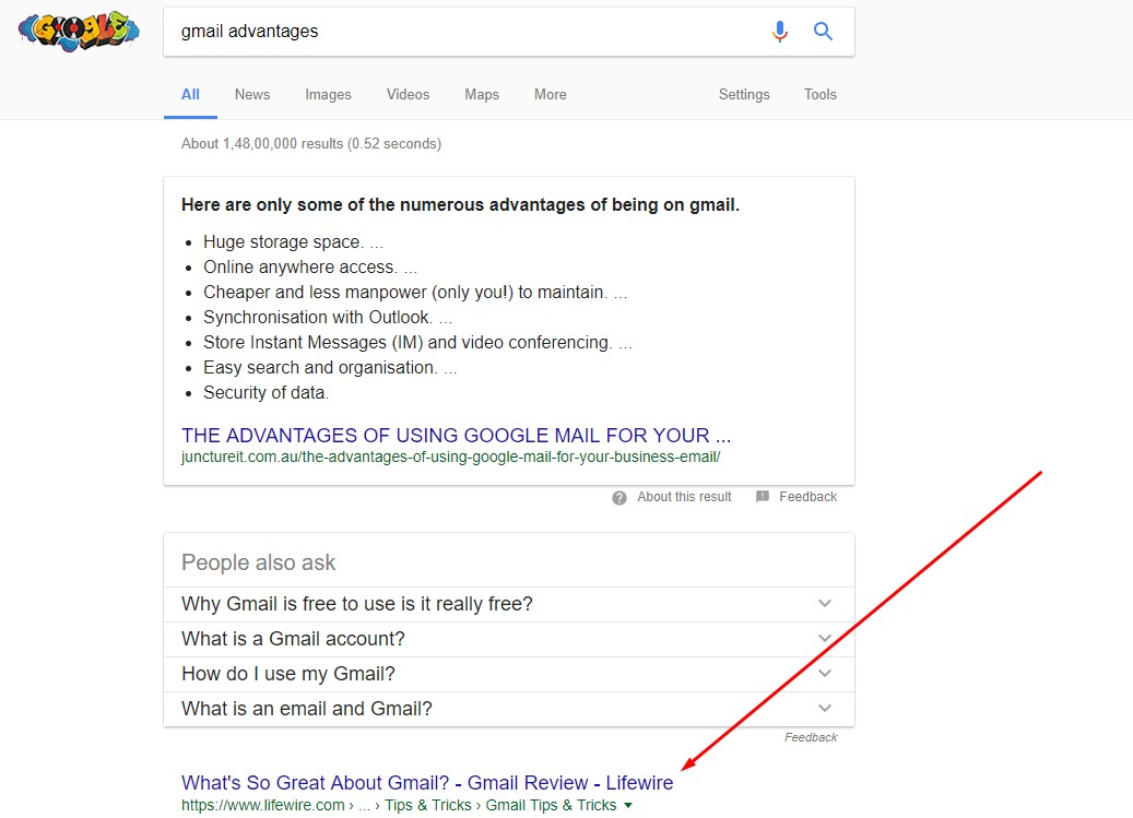 how to search on google