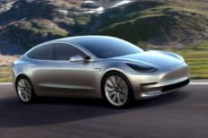 Tesla May Begin Promoting Its Model 3 Sedan