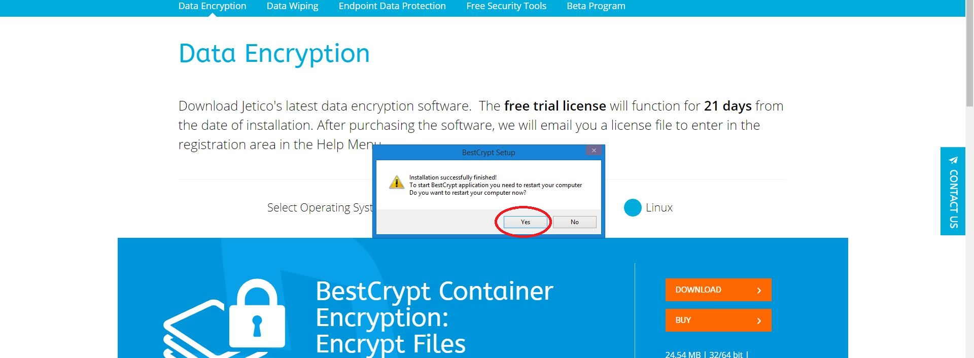 How To Encrypt Files on Desktop, iPhone and Android | Ubergizmo