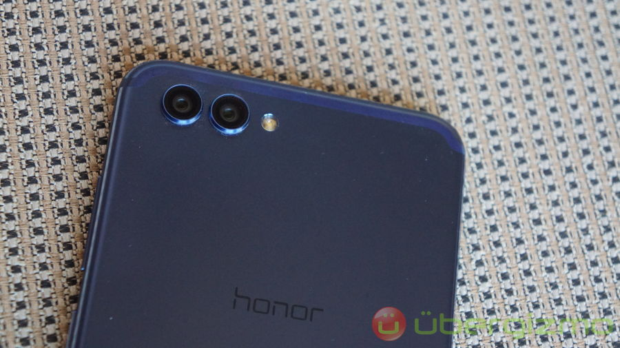 Honor View 10 Specs & Speed