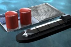 Solar Powered Rig Harvests Hydrogen Fuel From The Ocean