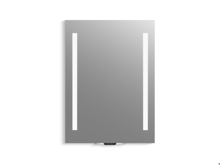 Incroyable The Flagship Product Of The New Kohler Product Lineup Is The Verdera Voice  Lighted Mirror, The U201cfirst Announced Bathroom Mirror With Amazon Alexa  Built Inu201d ...
