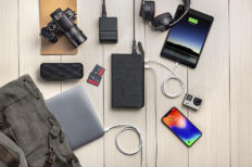 The Mophie Powerstation AC Charges Phones and Laptops